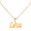Wholesale Fashion Love Gemstone Pendant Jewellery Necklace,Latest Design 14K Gold Plate Saudi Necklace Jewelry