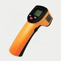 GM320 temperature measuring gunLCD infrared laser Infrared digitalInfrared thermometerTemperature scanning gun