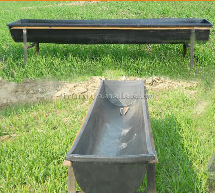 Rubber Feed Trough: Goat And Sheep Feeding Trough With Float/sheep Trough