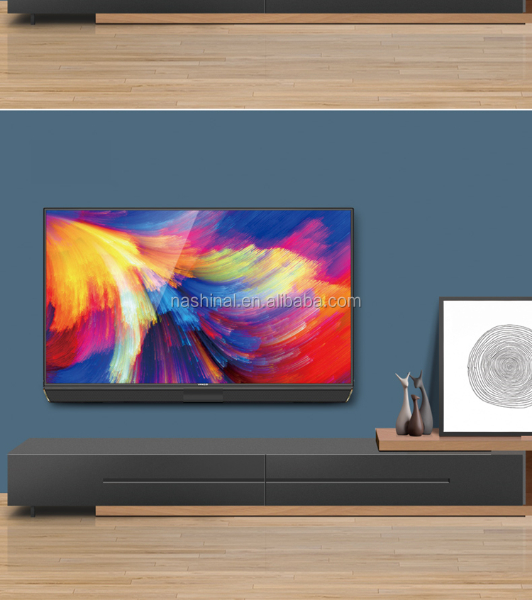 led <strong>tv</strong> Big Size Ultra HD Android 4K Smart <strong>tv</strong> 55 65 75inch led lcd flat CURVED screen televisions