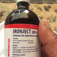 Ironject 20% <span class=keywords><strong>حقن</strong></span> الحديد dextran $ فيتامين <span class=keywords><strong>B12</strong></span> <span class=keywords><strong>حقن</strong></span> مع سعر جيد