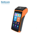 China emv android barcode reader pos cashless payment system device