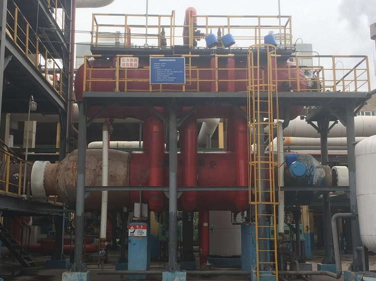 Tianhua Waste Heat Boiler Waste Heat Recovery Boiler