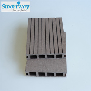 Prefab Crack-resistant Wpc Decking Interlock Decking waterproof tiles
