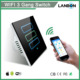 Lanbon smart home WIFI 3 gang switch smart home system Android/IOS APP remote control no need gateway