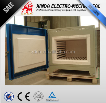 Trolley bottom high temperature 1200c electric ceramic kiln for sale