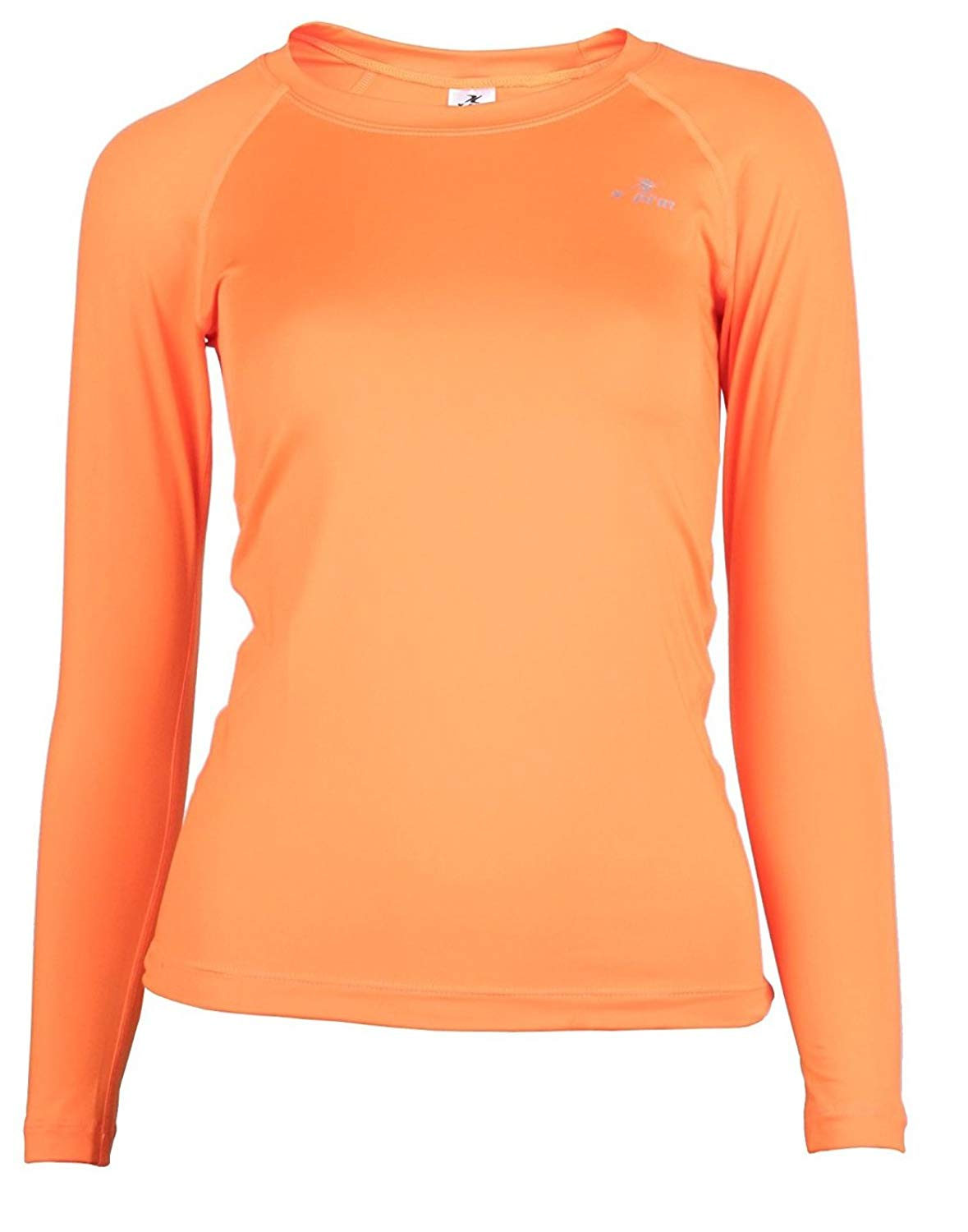 XPRIN A100 Series Women's Long Sleeve Cool Base Layer Compression Shirt Sports Wear