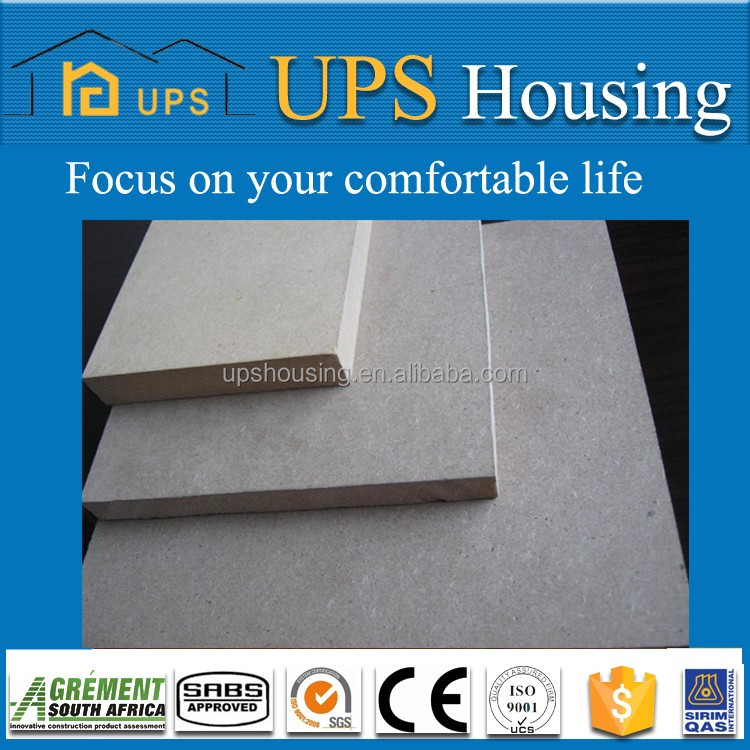 Non-asbestos fiber cement board smart panel