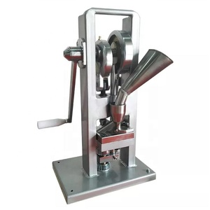 Manual tdp 0 stainless steel single punch tablet press machine