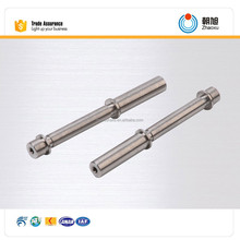 Stainless carbon steel auger shaft