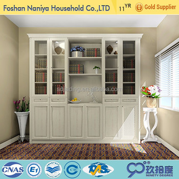 best selling small round wrought iron bookshelf with study table