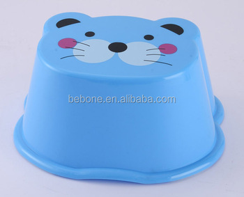 Bear Colorful Plastic Bath Stool /kids Table And Chairs/baby Chair ...