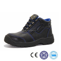 214017a Suede leather china manufacture supplier safety shoes