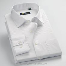 a43d3bf948 Camisa a rayas de los hombres vestido formal negocios camisas sociales  diseño clásico más tamaño manga