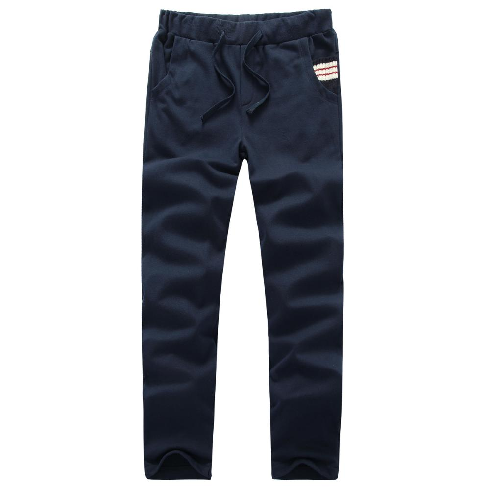 Terry Cotton Harem Pants Plus Size 4XL 5XL Sweatpants Casual Outdoors Baggy Pants Active Mens Pants 2015 11.11 ON SALE