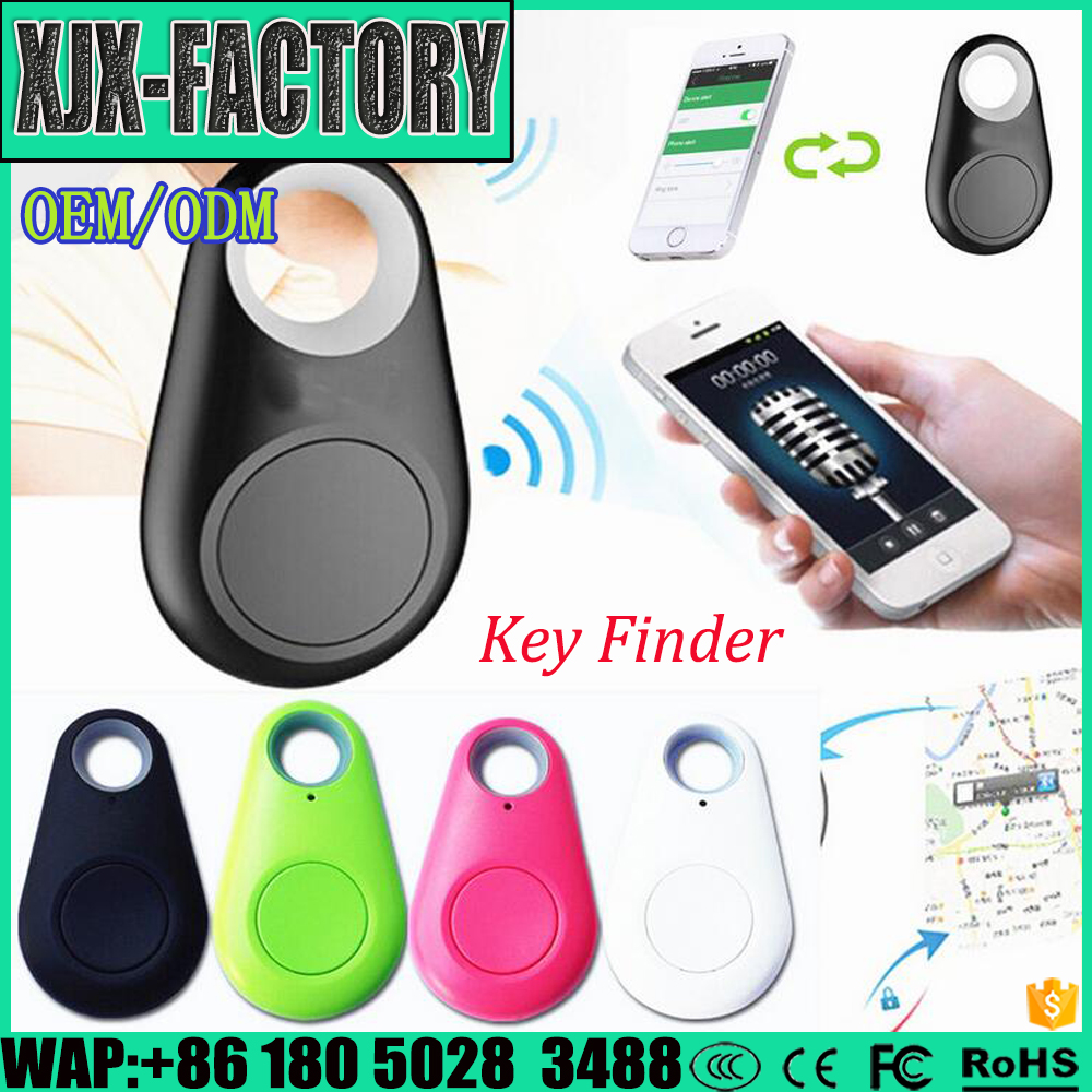 Top 3 factory!Promotion seasonal smart button bluetooth keychain Shutter Control Tracker Bluetooth Anti Lost