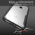 Amazon Top Selling CustomTransparent TPU PC Hard Mobile Phone Back Cover Case For iPhone 7 7 Plus