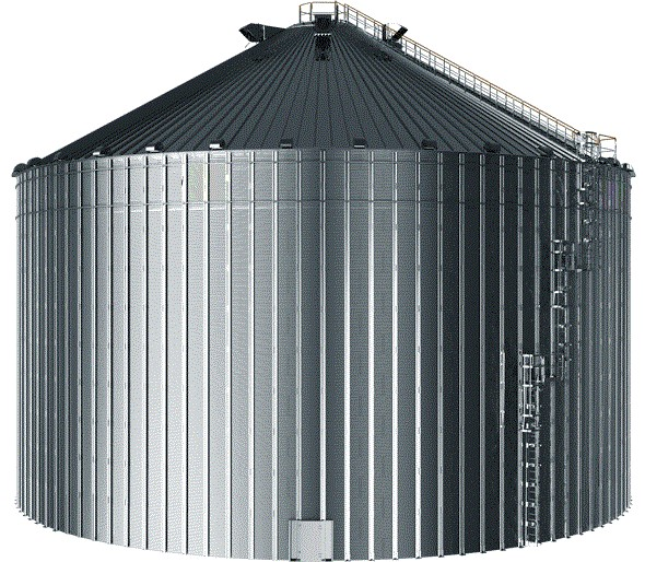 SRON Brand Concrete Hopper Bottom Silo, Assuerd 30 Years Lifespan