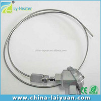 j type bayonet mount thermocouple sensor factory direct sale