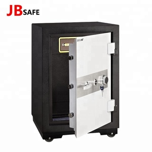 [JB]gun safe wholesale for high security key lock gun safe box with handle [LT-670E]