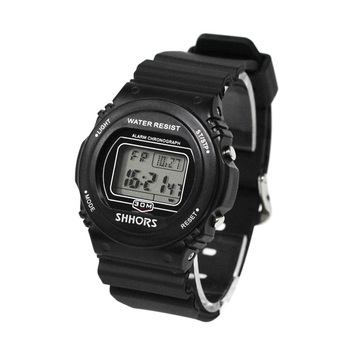 Fashion Leisure Students Sports Watches Outdoor LCD Digital Fitness Sports Electronic Watch