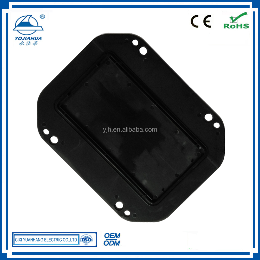 custom injection molded plastc <strong>ABS</strong>,PC,PVC cover frame plate base part