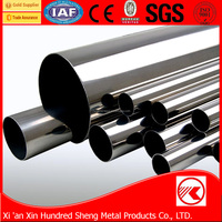 ASTM A450 Mirror Polished Premium Quality Competitive Price Welded Stainless Steel Pipe/Tubes