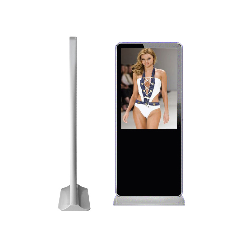 HOT! 42inch Android Standing Supermarket LCD Advertising touch screen display with 3G Wifi
