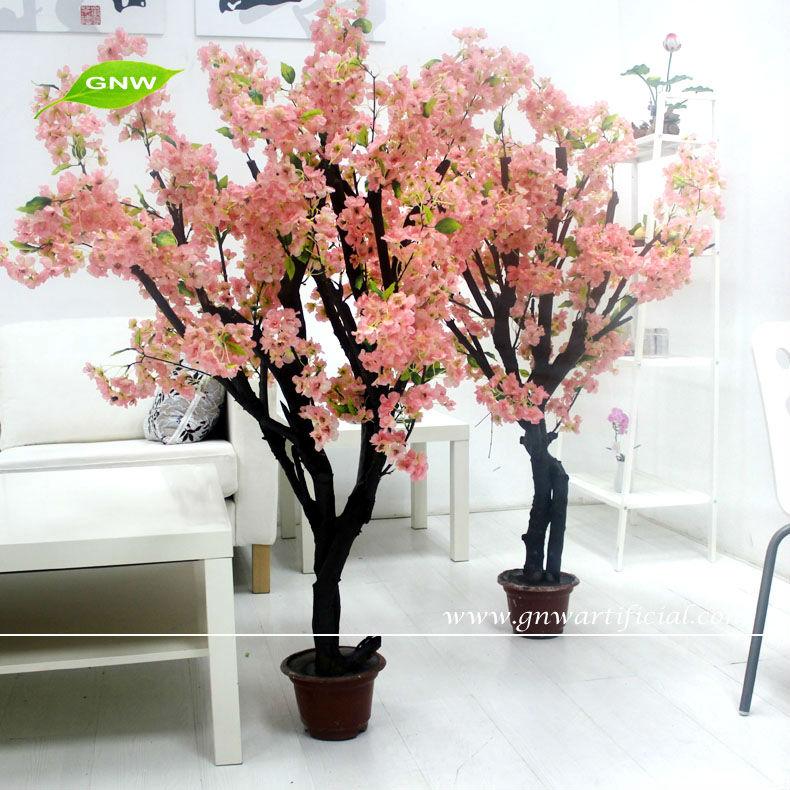 gnw bls041 extractor flores de cerezo Árbol bonsai en maceta para