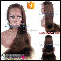 Ali Trade Assurance Paypal Accepted Cuticles Remy Hair Tangle Free No Shedding Factory Price Virgin Chinese Full Lace Wig