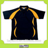 Fitness 100% polyester quick dry fit sports polo shirt for tennis
