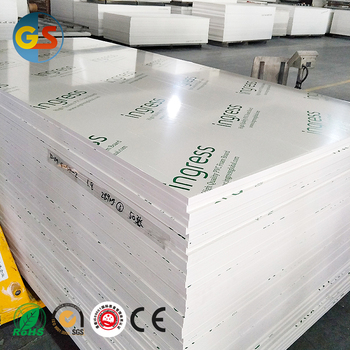 hot size: 4*8 pvc expanded foam sheet pvc foam board
