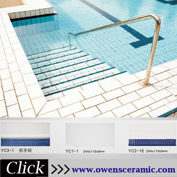 Swimming Pool Ceramic Finger Grip Coping Tile - Buy Swimming Pool Ceramic  Finger Grip Coping Tile,Finger Grip Coping Tile,Swimming Pool Coping Tile  ...