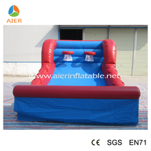 AIER china manufacture inflatable basketball athletics game/ inflatable throwing basketball sports