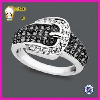 495a48b5bace Nuevo tipo de cinturón de anillo de plata modelos de diseños de anillo para  hombres