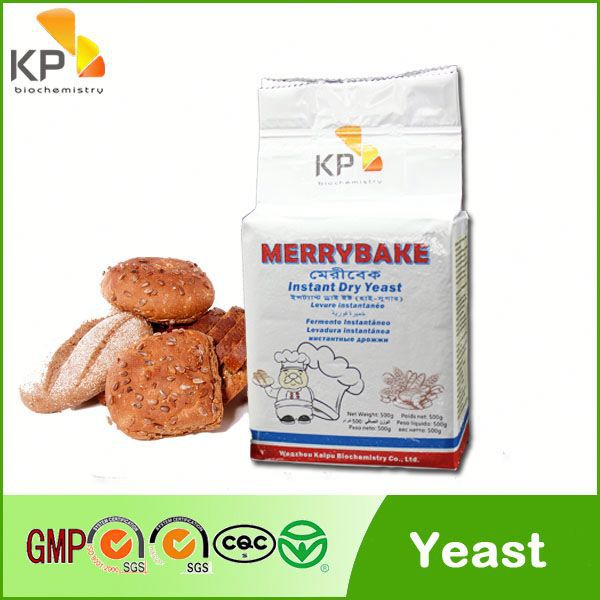 Merrybake yeast for sourdough bread,bakery instant dry yeast producer