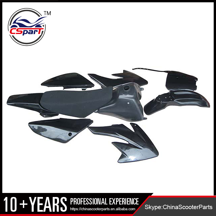 Strange Plastic Fairing Seat Tank Kit Fender Cover For Honda Crf70 Dirt Pit Bike Procket Bike Xmotos Baja Dr50 49 50Cc 70 90 110 Kayo View Plastic Fairing Creativecarmelina Interior Chair Design Creativecarmelinacom