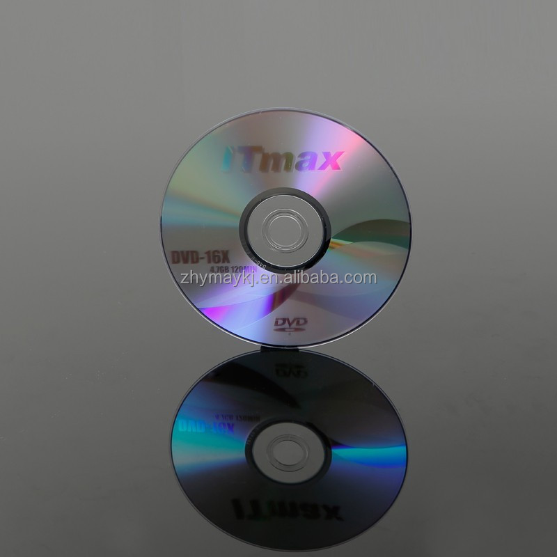 ITmax Printable DVD Products to Export Video Recording and Storage