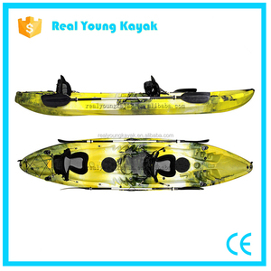 2 person New Model Fishing Boat Top Family Kayak Wholesale