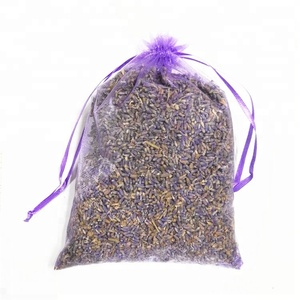 Fashion Aroma Scented Lavender Embroidery Sachet for Promotion