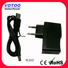 5V 1A USB ac dc power adapter manufactures & suppliers & exporters