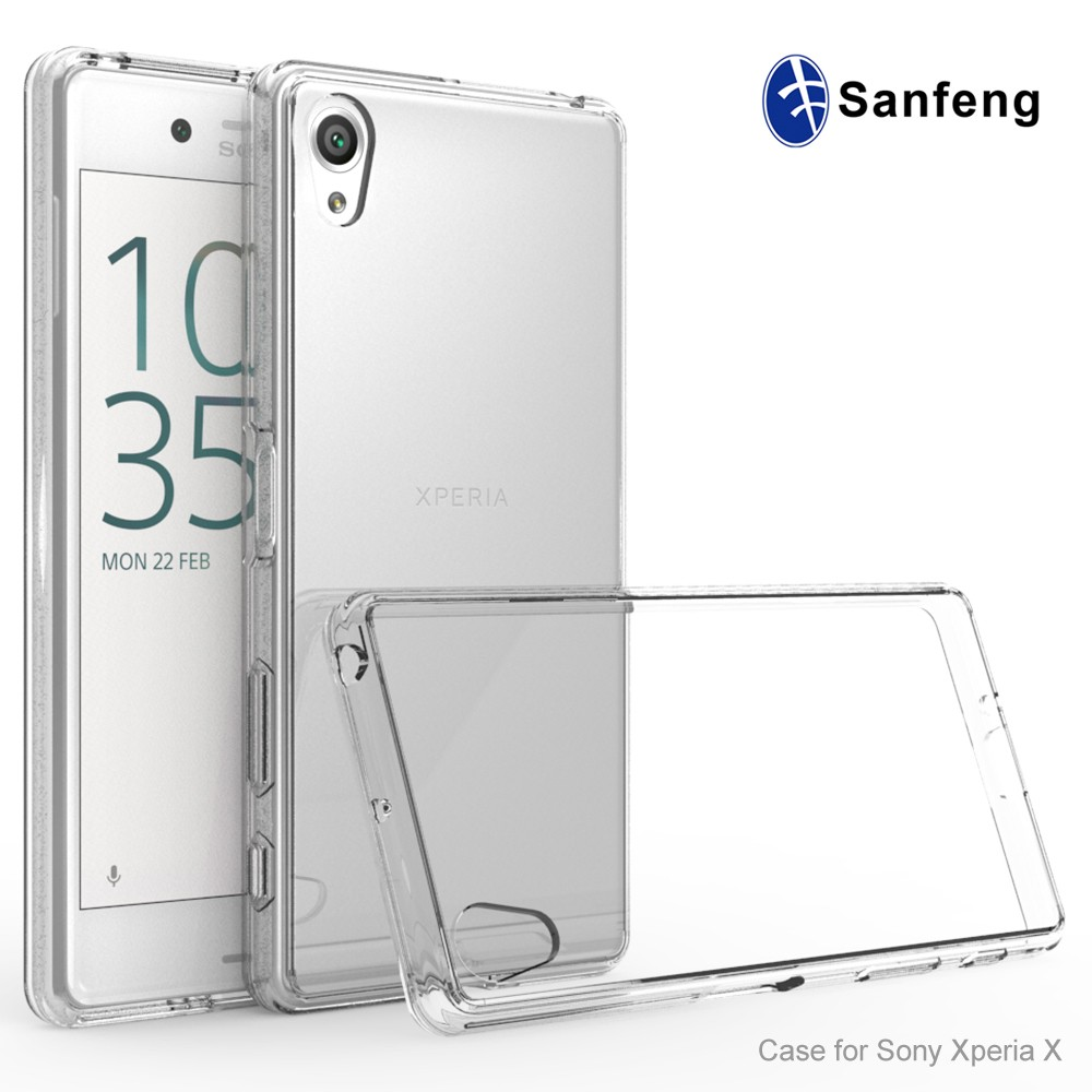 the best attitude 7b3c0 2522e Transparent Anti-scratch Scratch Resistant Clear Case For Sony Xperia X  Protective Case Cover - Buy For Sony Xperia X Protective Case  Cover,Resistant ...