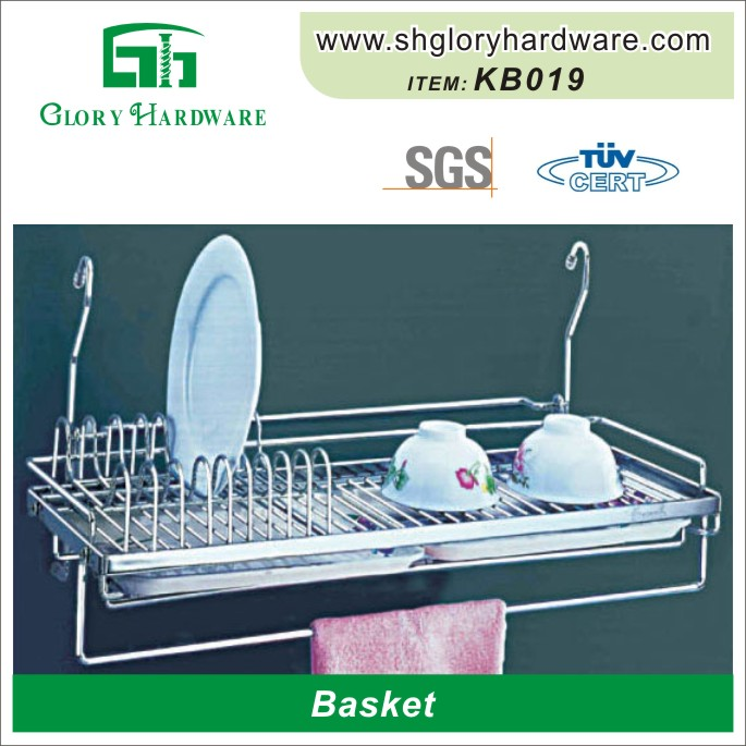 Customized Cheap Stainless Steel Wholesale Cheap Metal Garden Basket