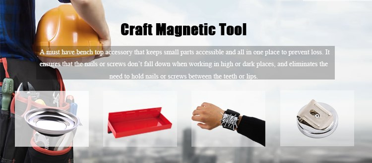 Magnetic Wrist Holder- Magnetic Wristband Tool for Craftsman 332016 Dailymag