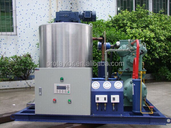 Cheap most popular concreter flake ice machine