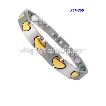love trendy bracelet women silver item bangle lover jewelry pulseiras titanium gold for