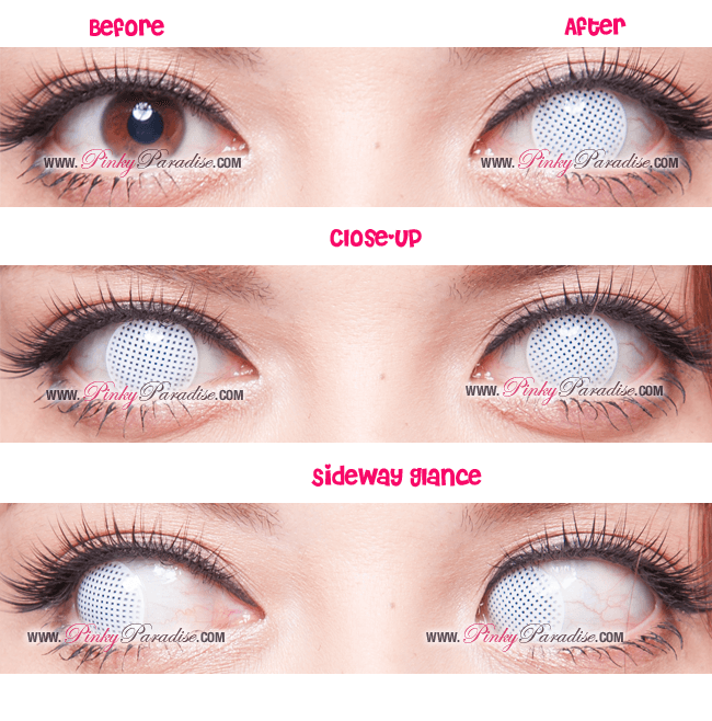 All White Eyes Contacts Www Pixshark Com Images