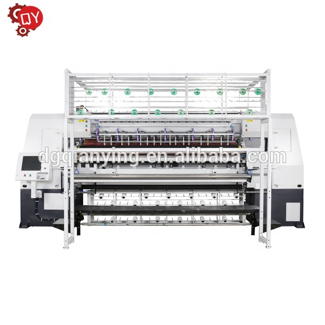 High-speed Computerized Chain Stitch Multi-naald Quilten Machine