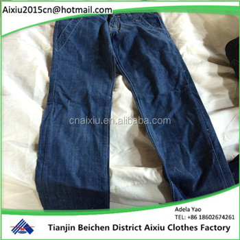 6142c0d9 Second Hand Fashion Men Jean Pants /new Design Used Clothing ...