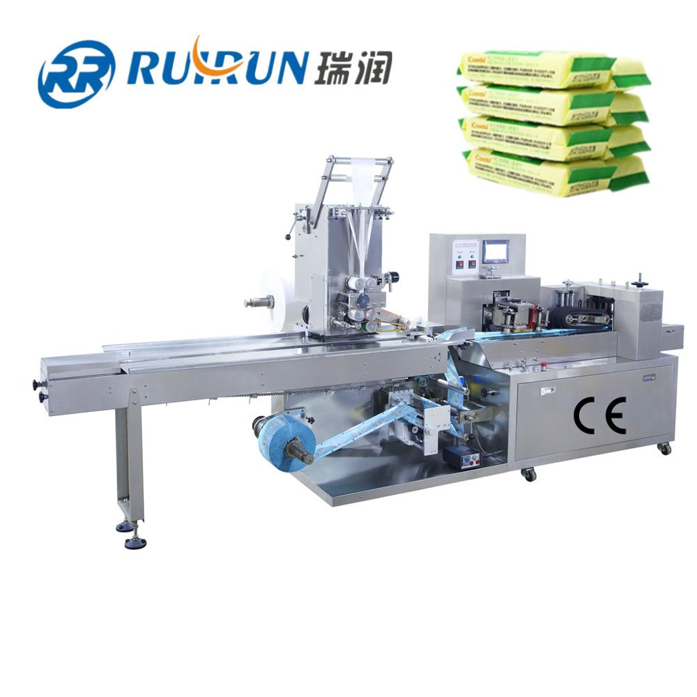 Full automatic wipes machine wet wipes machine price with great price